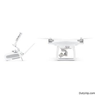 Dron con cámara Phantom 4 de DJI