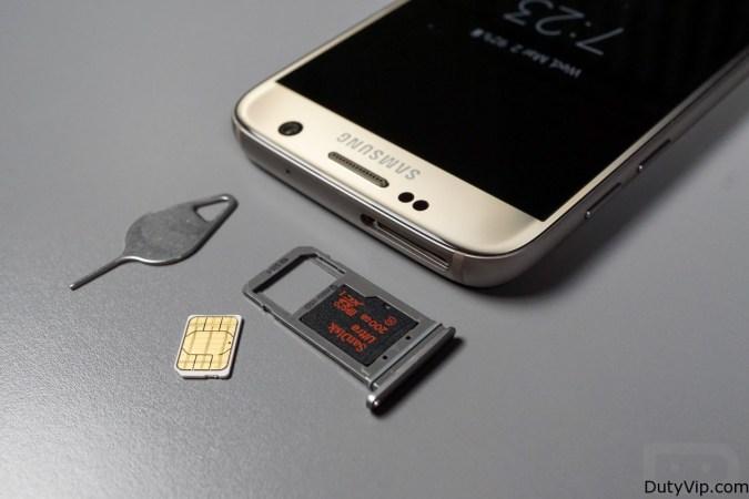 Samsung Galaxy S7 y S7 Edge ahora con micro SD