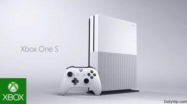 Xbox One S 40% mas pequeña