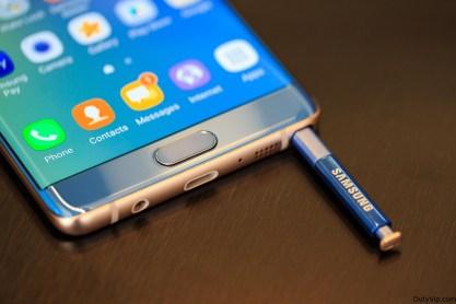 Samsung Galaxy Note 7: Resistente al agua, escáner de iris, pantalla curva y USB-C