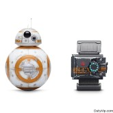 Droide Battle-Worn BB-8 con Force Band de Sphero