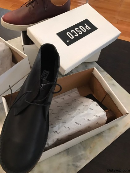Botas negras realmente cómodas