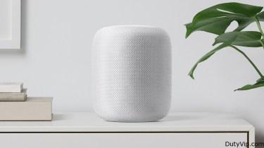 Introducing HomePod — Apple