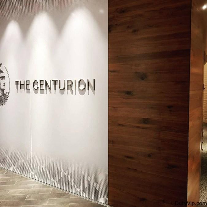 Salón Centurion American Express Lounge