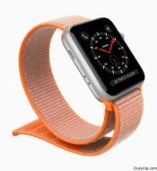 Apple Watch Series 3: el reloj inteligente de Apple llega con LTE y se independiza del iPhone