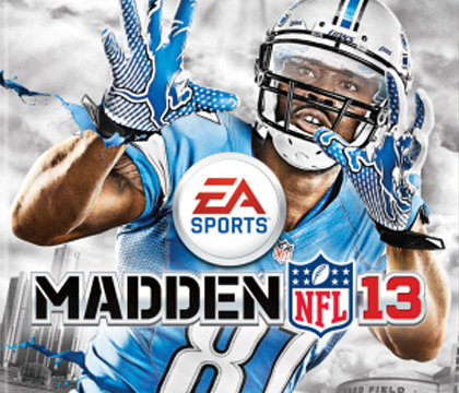 Madden NFL 13 Bull Rushes Into Stores