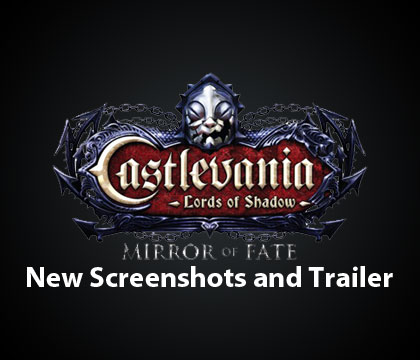 Castlevania: Lords of Shadow Mirror of Fate Release Date