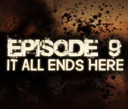 Robert Kirkman & Dave Fennoy in 'Playing Walking Dead 9' plus BONUS EPISODE