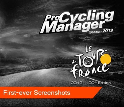 Pro Cycling Manager 2013 100th Edition New Screenshots