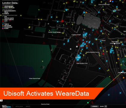 Ubisoft Activates Watch Dogs' WeareData