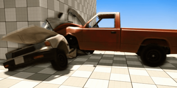 The Next Gen Physics Engine of BeamNG Drive