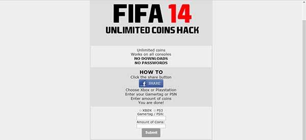 FIFA 14 Ultimate Team Cheats