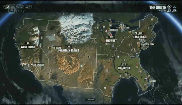 The map size of The Crew gives me hope for what can be possible on the next-gen