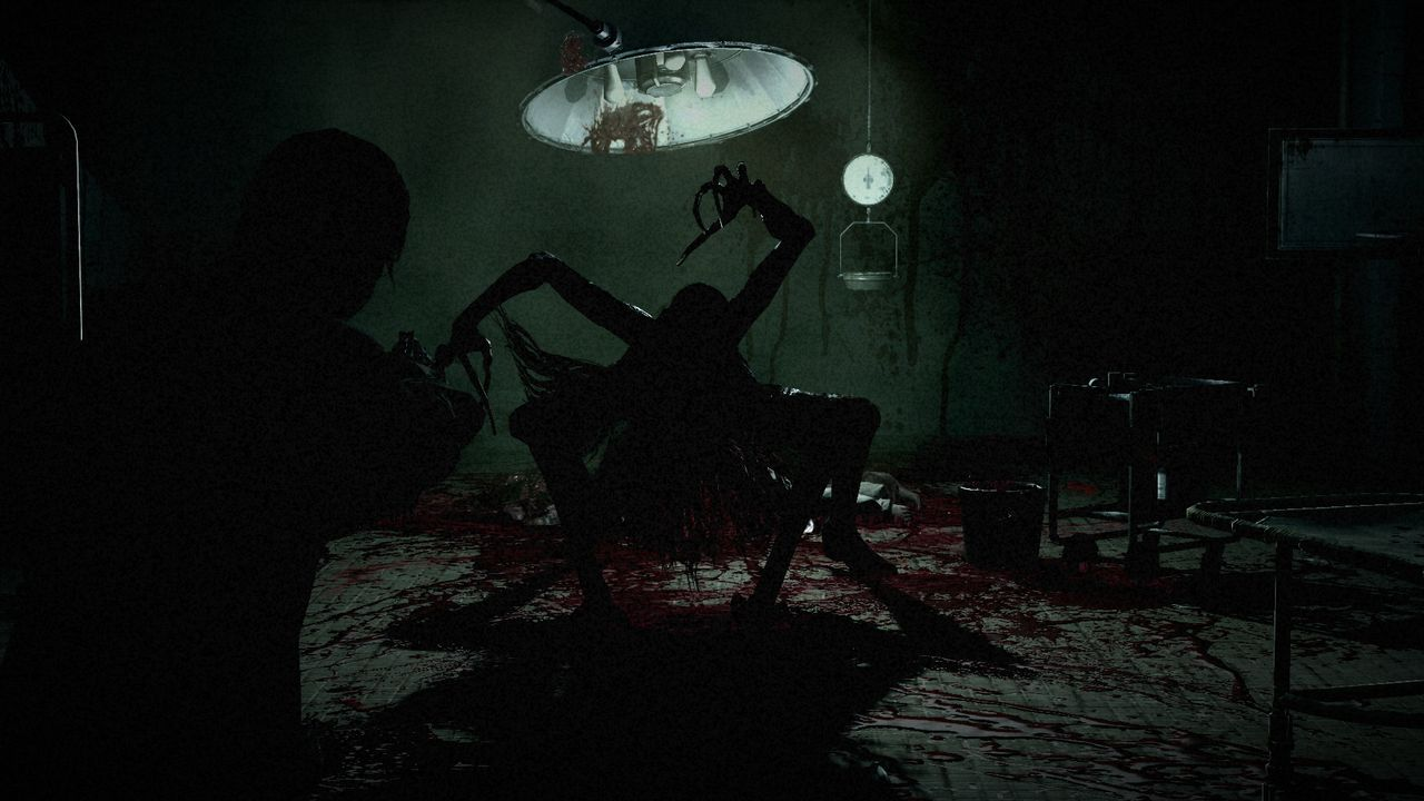 The Evil Within New Screenshots