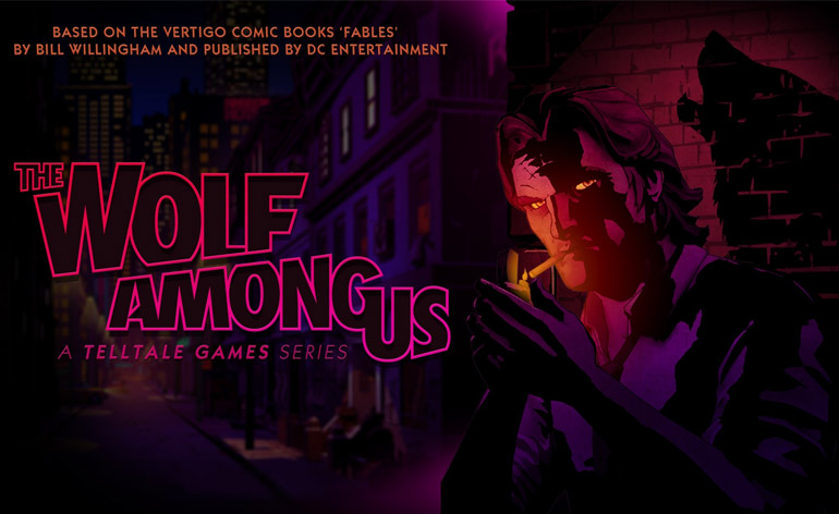 THE WOLF AMONG US Episode 3 Accolades Trailer