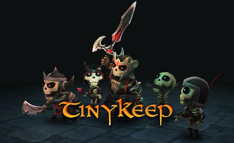Introducing: TinyKeep