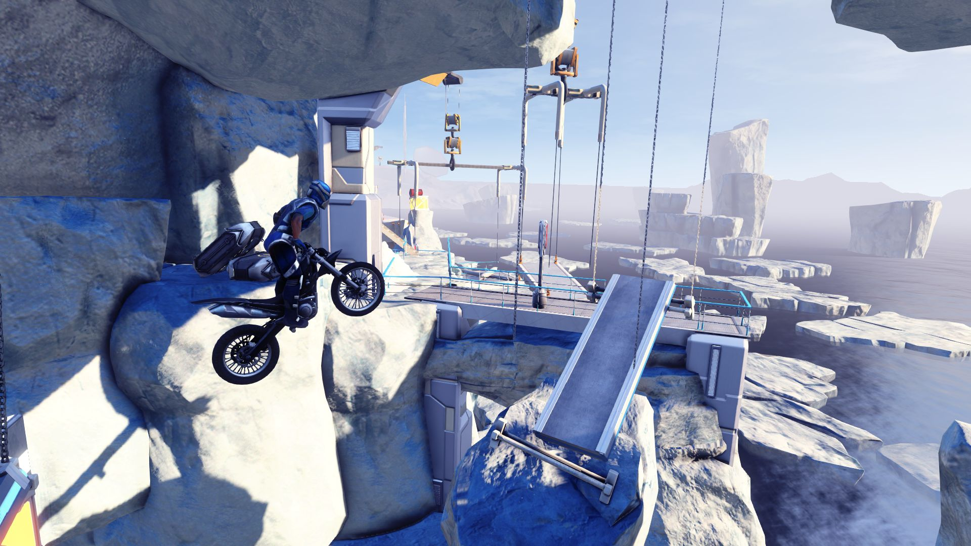 TRIALS FUSION RECEIVES FIRST MAJOR UPDATE