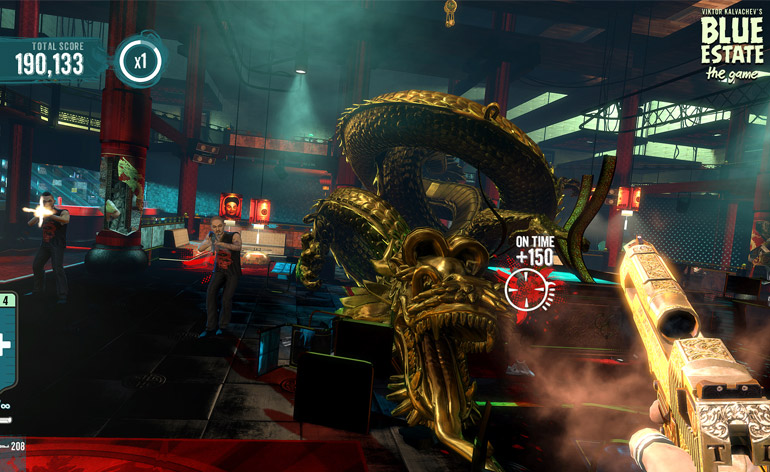 HESAW and Focus Home Interactive unveil Blue Estate