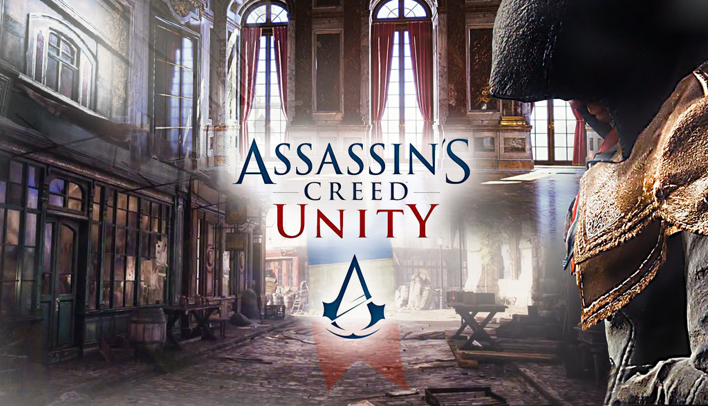 Assassin's Creed Unity Artwork Gives a Glimpse of The Map