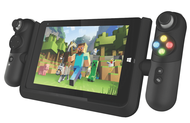 Vision, the world's first mobile gaming device to stream Xbox One