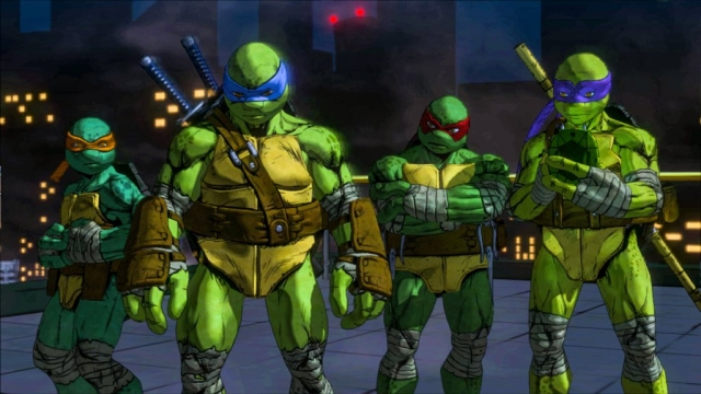 Teenage Mutant Ninja Turtles: Mutants in Manhattan Announced