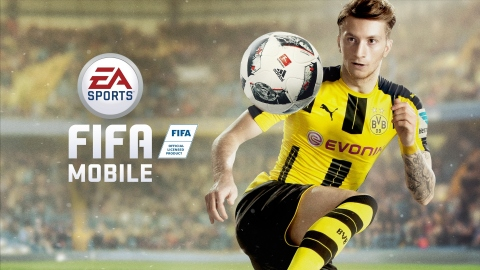 Football on the go with FIFA Mobile