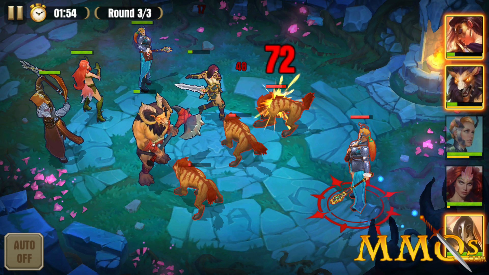 Juggernaut Wars Update Brings New Heroes and Enemies
