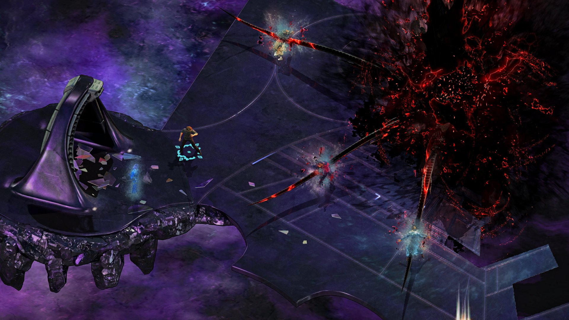 Techland unveils Nano character class video  for Torment:Tides of Numenera