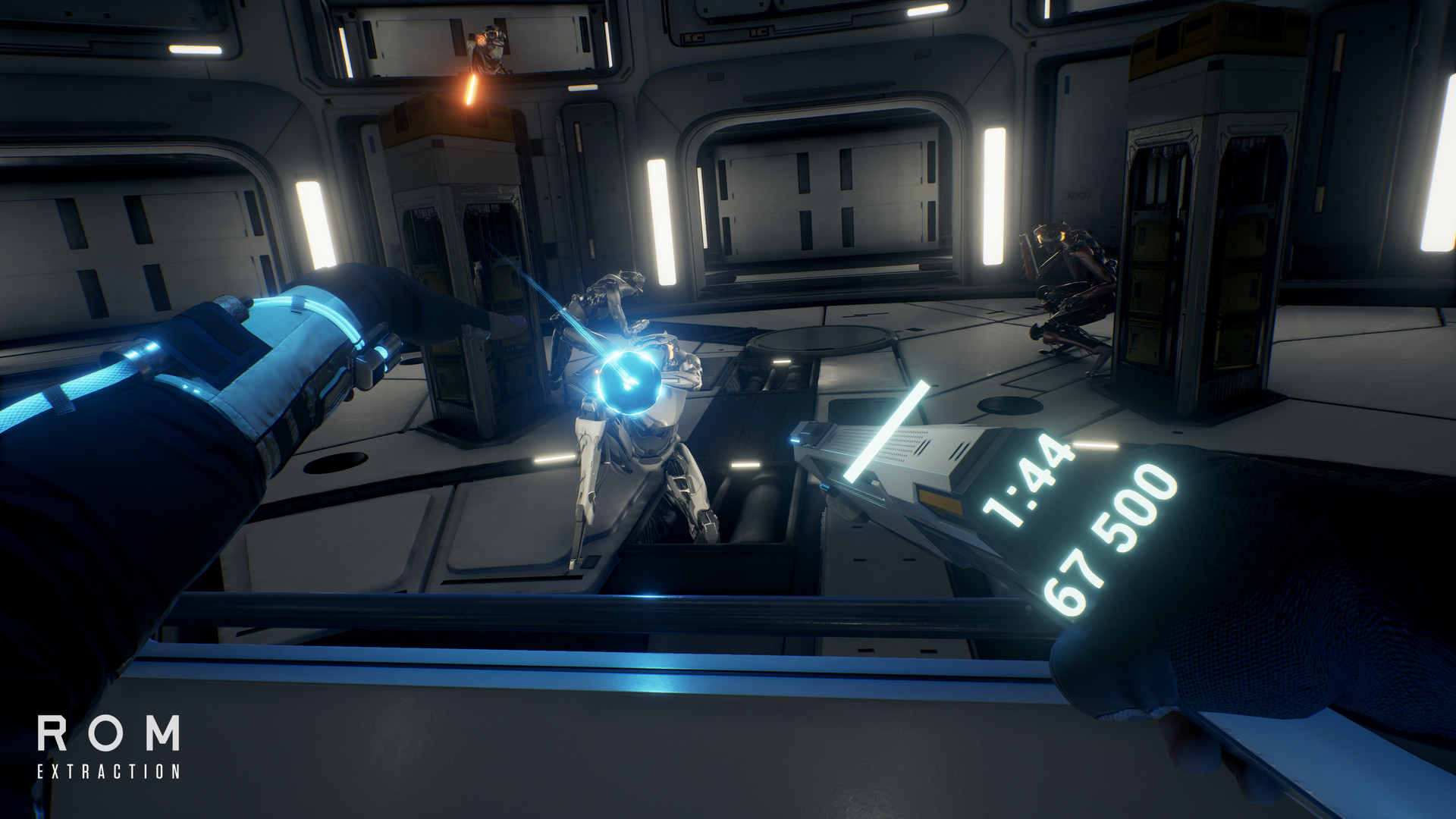Check out the new ROM: Extraction trailer for HTC Vive