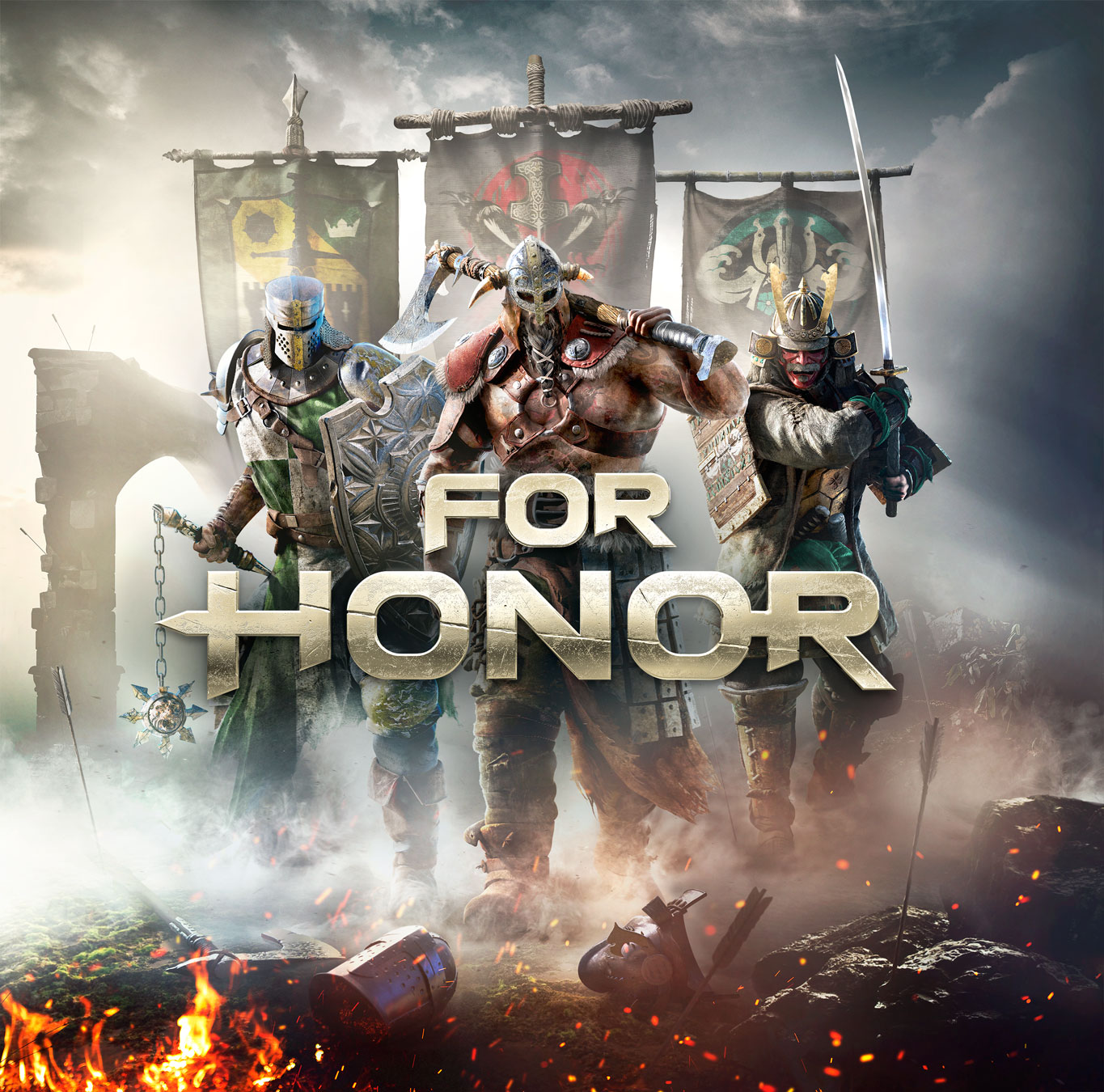 For Honor Beta Running January 26th-29th