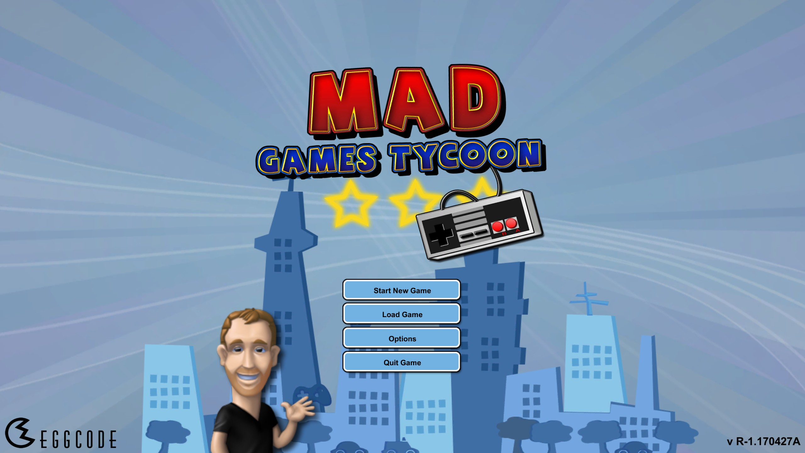 Mad Games Tycoon Review 2017