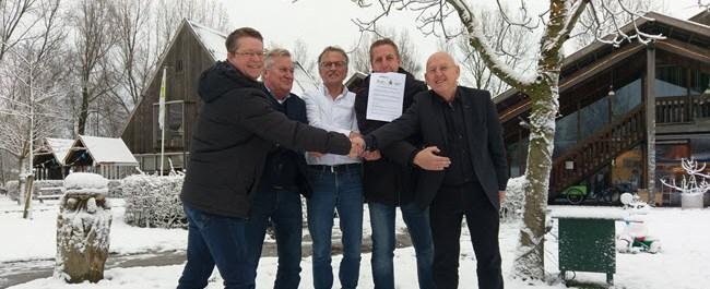Duurzaam Haren intentieovereenkomst Polycultuur Zonnepark De Mikkelhorst
