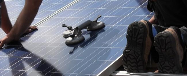 Duurzaam Haren aanbesteding zonnedak installatie voor Zonnedak Kluswijs Haren