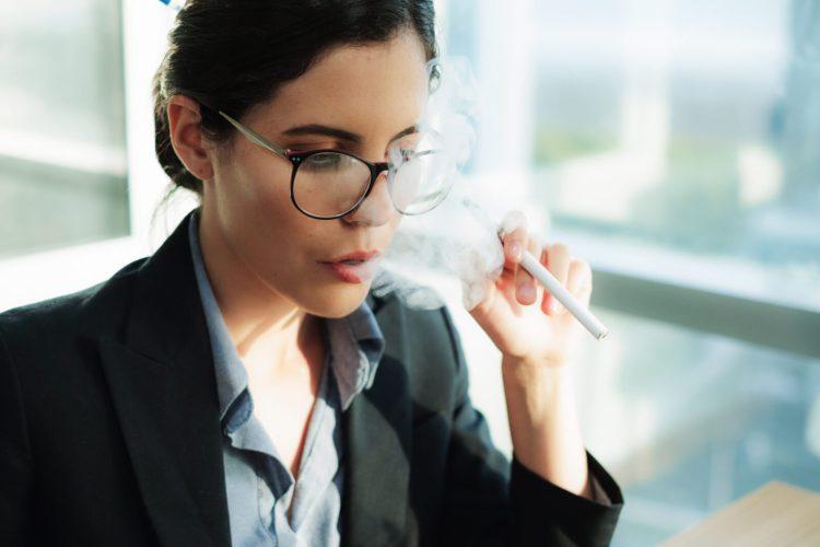 roken en werk