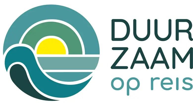 Logo duurzaam op reis