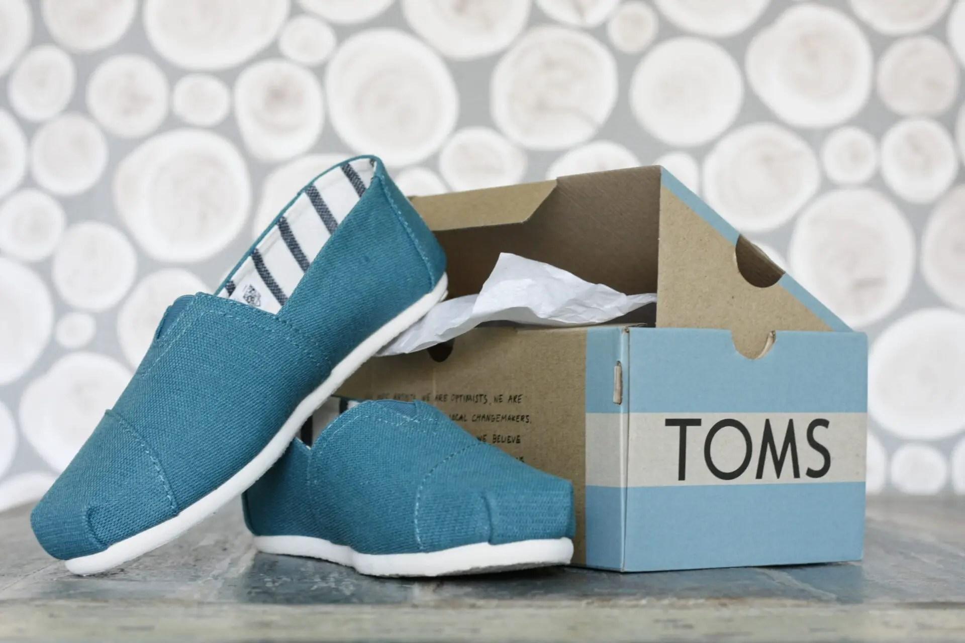 TOMS Classic Alpargatas Turquoise