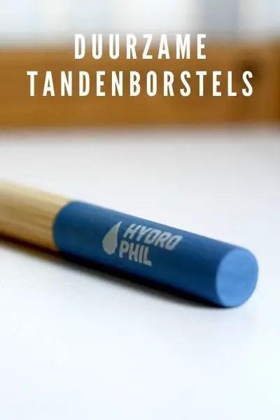 eco-tandenborstels duurzaam