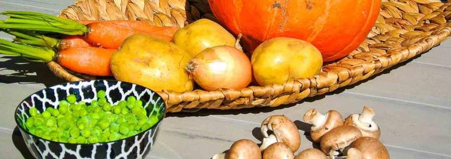 Vegetarische cottage pie met pompoen en linzen | Duurzamekeuzes.com