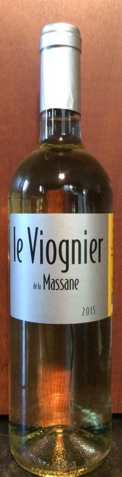 Le Viognier 2017 - La Massane