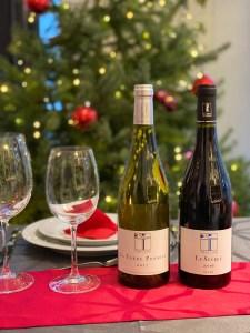 wijnen voor de feesttafel