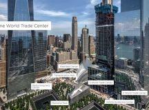 Location - One World Trade Center