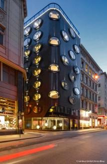 Vienna' Elegant And Green Hotel Topazz