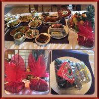 Tet festive dishes