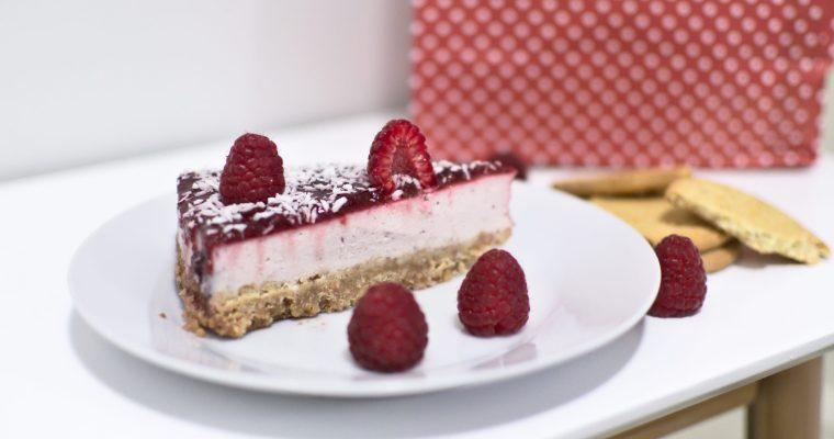 Skyr cake aux fruits rouges, une spécialité islandaise
