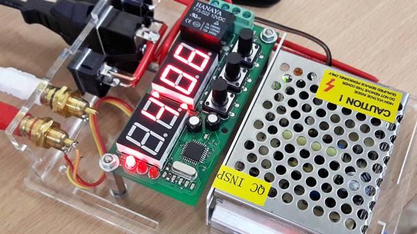 Rangkaian Score Board Wireless
