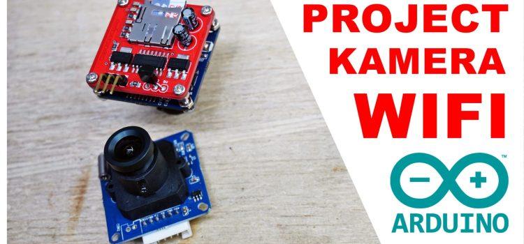 Membuat Kamera WiFi Arduino