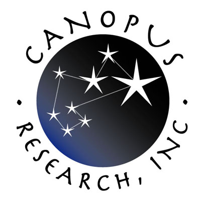 Canopus Research Logo