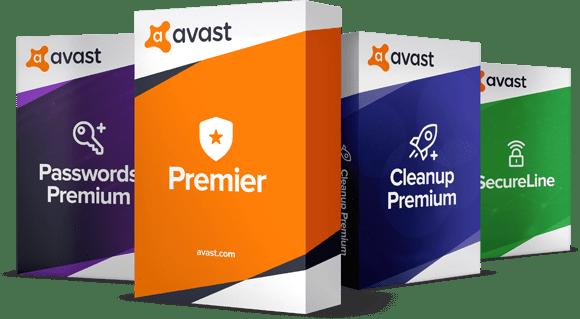 Chia sẻ Avast Premier 2018 full key