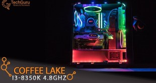 coffee lake i3 8350k