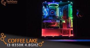 coffee lake i3 8350k